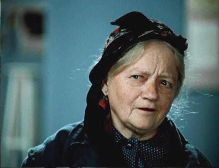 А как выглядели те самые бабули советского кино в своей молодости?