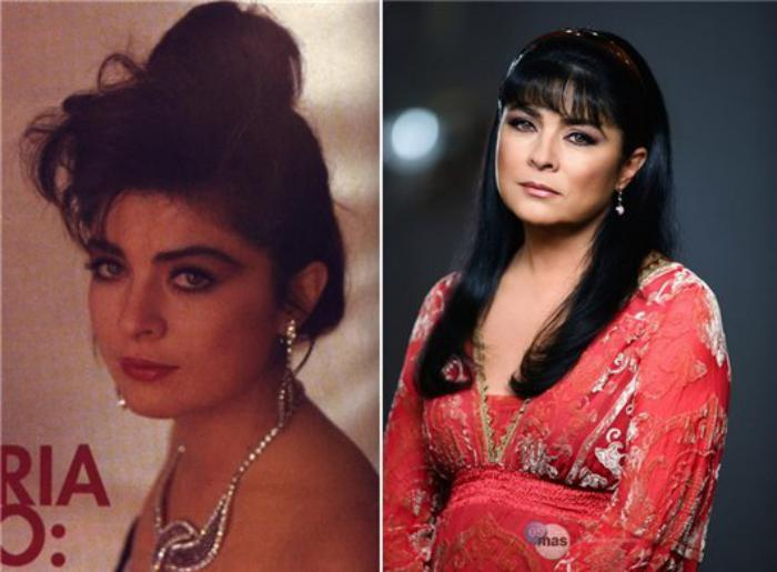 Мексиканские актрисы тогда и сейчас фото
