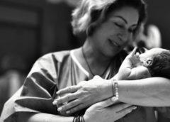 Мама Тимати сделала татуировки в честь внуков