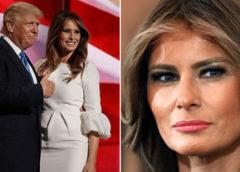 Её называют самой красивой первой леди в истории страны, а как выглядит Мелания Трамп без фотошопа и макияжа
