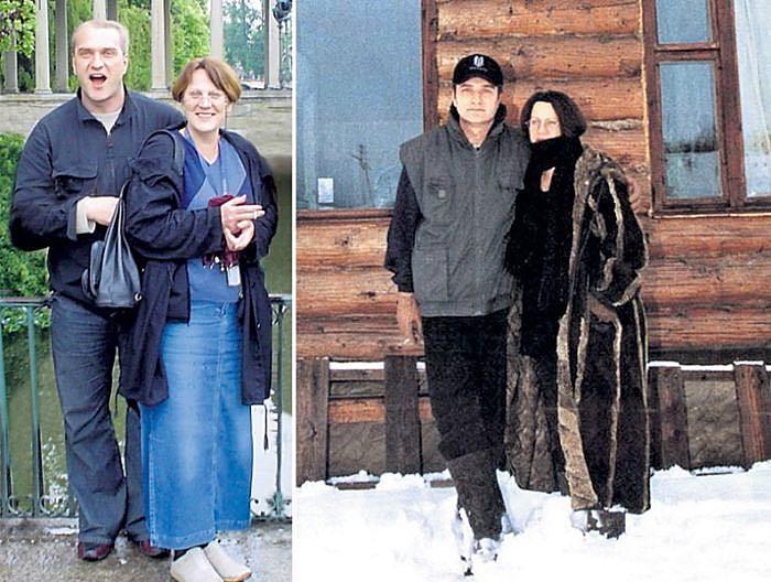 полосой супруга александра минеева фото реального